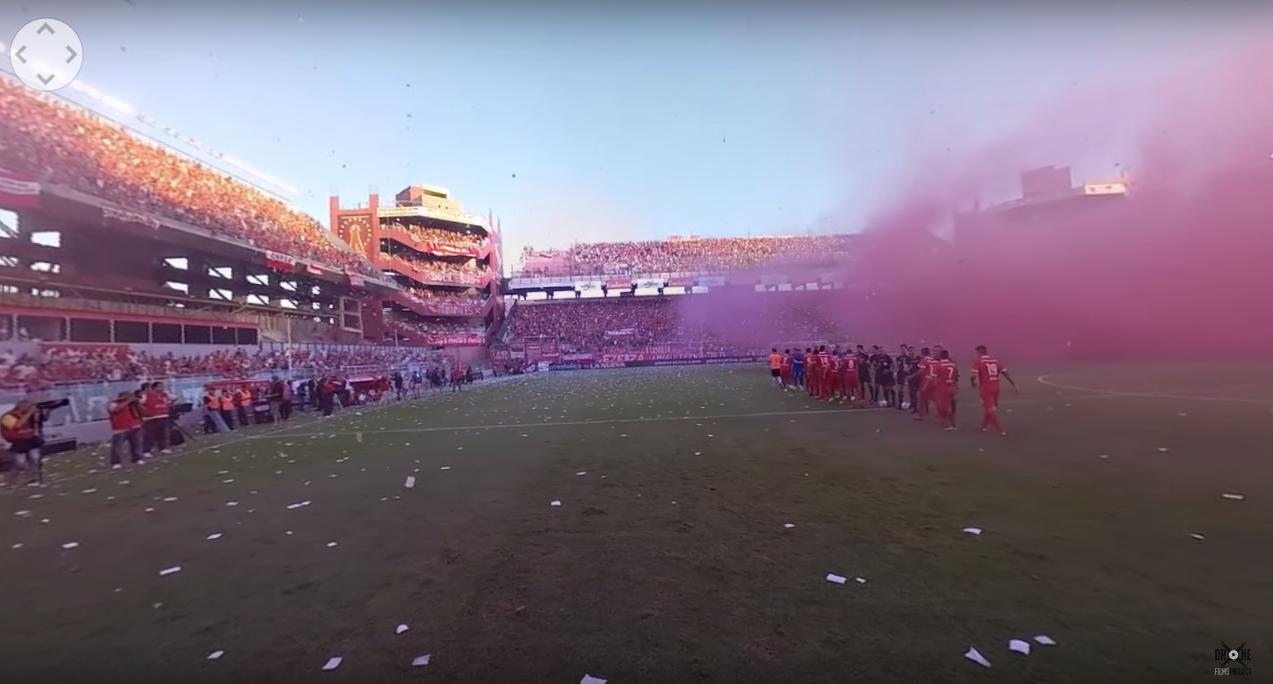 Independiente vs Racing