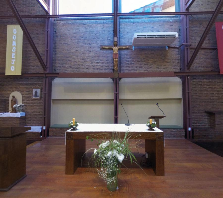 Iglesia Espiritu Santo