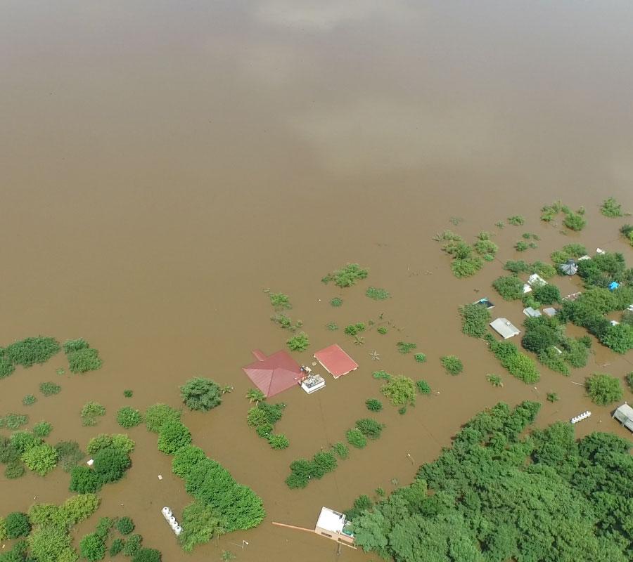 Inundaciones Litoral