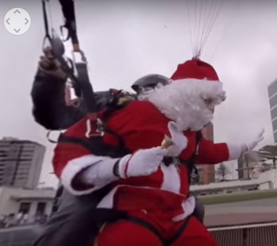 Santa Claus 360